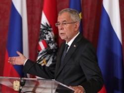 Президент Австрии рассказал об отношении к России и Путину - «Новости дня»