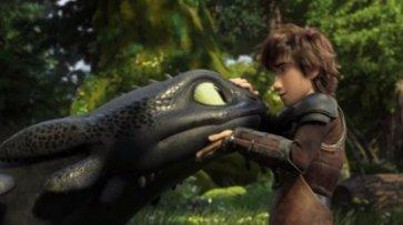 З'явився перший трейлер анімаційної пригоди «Як приборкати дракона 3: Прихований світ» - «Культура»