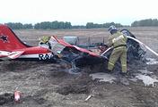 Як-52 разбился в Алтайском крае - «Происшествия»