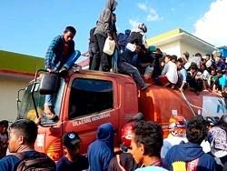 Число жертв цунами и землетрясения в Индонезии может возрасти до нескольких тысяч - «Новости дня»