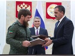 КС Ингушетии признал неконституционным договор о границе с Чечней - «Общество»