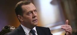 Медведев объявил о нехватке миллиона чиновников - «Новости дня»