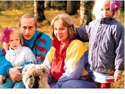 На чем ездят дочери Путина, теща Пескова и сын конюха Кадырова - «Новости дня»