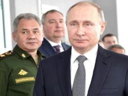 Путину доложили об аварии с «Союзом» - «Культура»