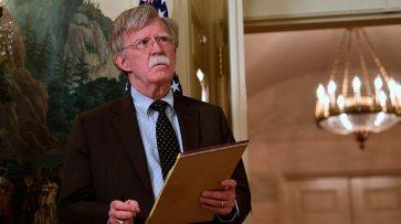 Болтон обвинил Иран в поддержке терроризма - «Политика»