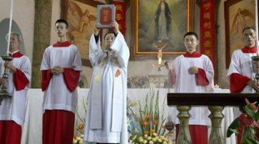 Китай намерен взять христианство под контроль - «Автоновости»