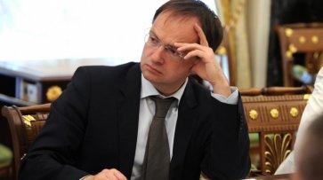 Вам выговор: Мединский остался недоволен ремонтом в Омском цирке