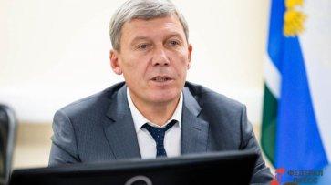 Вице-мэр Белышев первым из заместителей Высокинского подал в отставку