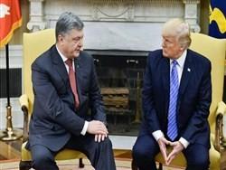 Порошенко провел встречу с Трампом в Париже - «Экономика»