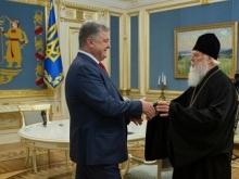 Порошенко указал РПЦ на дверь: Домой, в Россию - «Военное обозрение»