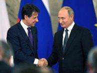 Премьер-министр Италии выступает за сотрудничество с Москвой - «Новости Дня»