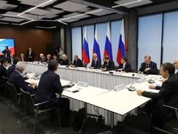 """Путин в Петербурге устроил разнос: """"Бюджетные деньги утекают сквозь пальцы"""" - «Культура»"""