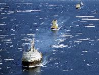 The High North News (Норвегия): Россия хочет смягчить требования к ледовым классам судов - «ЭКОНОМИКА»