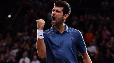 Рейтинг ATP. Джокович стал первой ракеткой мира - «Теннис»