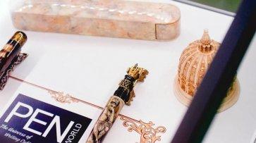 Винтажные и авторские. Какие ручки представят на Moscow Pen Show? - «Происшествия»