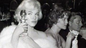 Золотой глобус Мэрилин Монро продали за рекордные $250 тысяч - «Культура»