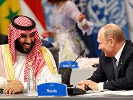 Cursor: заявление Путина подняло цены на нефть - «Новости Дня»