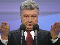 Опрос: украинцы не поддерживают деятельность Рады и Порошенко - «Новости Дня»