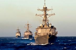 «Провокация» и «бегство» американского эсминца - «Новости Дня»
