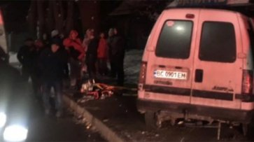 Во Львовской обл. столкнулись легковушка и грузовик, есть жертвы - «Происшествия»