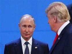 Трамп проигнорировал Путина - «Экономика»