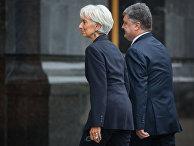 Украiнскi новины (Украина): новая программа с МВФ. Первый транш может стать последним - «ЭКОНОМИКА»