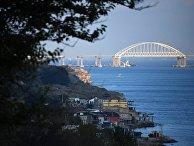 Украинские эксперты: Крымский мост начал проседать - «Новости Дня»