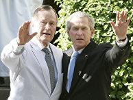 Умер Джордж Буш-старший - «Новости Дня»