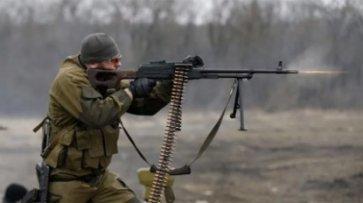 Боевики один раз обстреляли позиции украинских военных - «Общество»