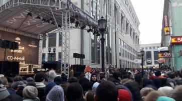 Фанаты Тимати перекрыли центр Екатеринбурга, чтобы поесть бургеров