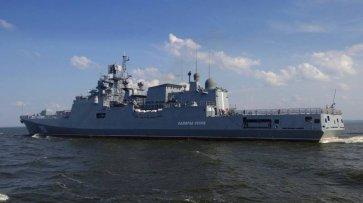"""Фрегат ЧФ """"Адмирал Эссен"""" начал переход в Средиземное море - «Военные действия»"""