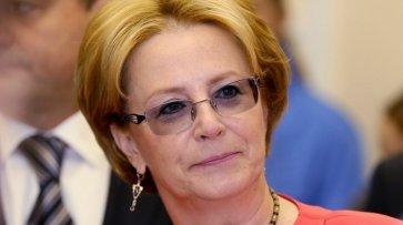 Глава Минздрава рассказала, от чего умирают российские мужчины