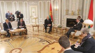 Лукашенко вернулся изСочи: «Белоруссия всегда будет надёжным партнёромЕС» - «Новости Дня»