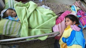 Недоедающие дети, как болезненное лицо кризиса в Венесуэле - «Культура»