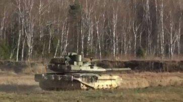 Новейший Т-90МС превращён в танк для сетецентрической войны - «Военные действия»