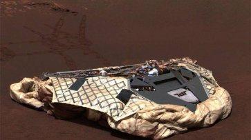 О завершении марсианской миссии Opportunity: аппарат погубила песчаная буря - «Военные действия»