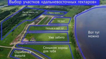 """Проект """"Дальневосточный гектар"""" оказался провальным - «Новости дня»"""