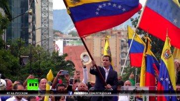 СМИ, активисты и возможное военное вмешательство: как Запад добивается перемен в Венесуэле - (видео)