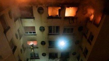 СМИ: при пожаре в жилом доме в Париже погибли семь человек - «Происшествия»