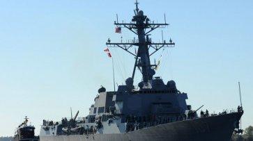 В Балтийское море вошел эсминец ВМС США с ракетами «Томагавк» - «Происшествия»