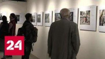 В Индии проходит выставка молодых фотожурналистов - Россия 24 - (видео)