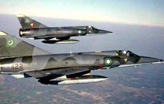 ВВС Пакистана нанесли удар по индийской армии - «Общество»