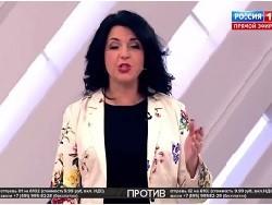 """Украинскую журналистку выгнали из студии передачи на """"России 1"""" - «Новости дня»"""
