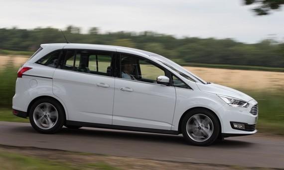 Ford подтвердил уход минивэна C-Max - «Спорт»