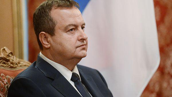 Глава МИД Сербии: Албанцы планируют новую операцию «Буря» - «Новости Дня»