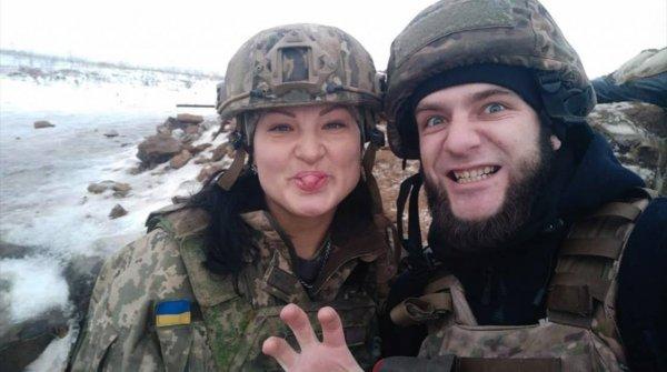 На Донбассе убита «Ведьма» Порошенко - «Военные действия»