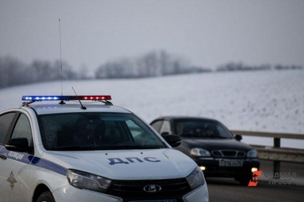 Полицейские Екатеринбурга открыли охоту на грязнуль с нечитаемыми номерами