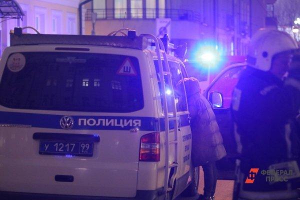 В Екатеринбурге разгромили офис газеты «Коммерсантъ»