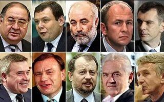 Российские миллиардеры разбогатели на $20 млрд за три месяца - «Новости дня»