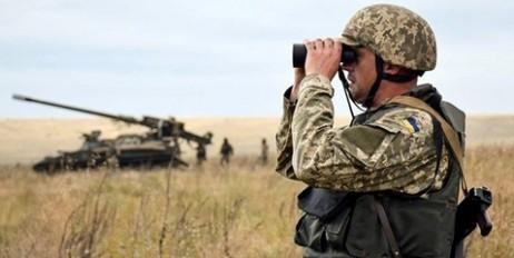 В зоне ООС пограничники провели учения по противодействию вооруженной агрессии - «Общество»